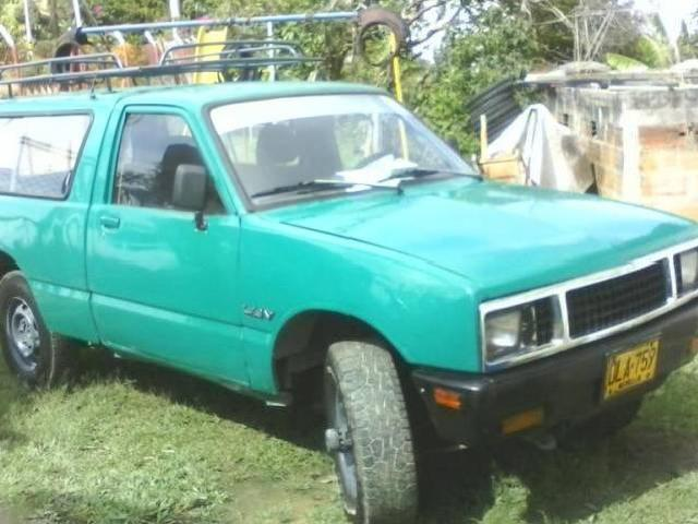 Chevrolet Luv Usados En Medelln Carros Chevrolet Luv 1986