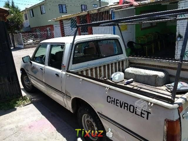 Chevrolet Luv En Metropolitana Chevrolet Luv 1987 Metropolitana