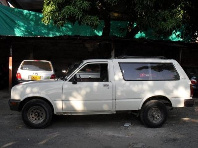 Chevrolet luv 1 600 integrada