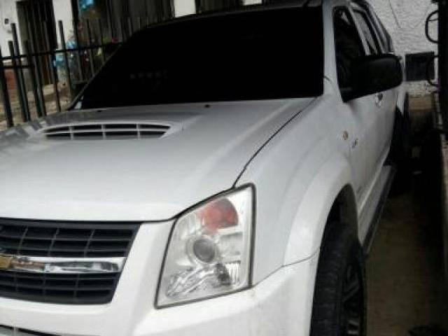 Chevrolet luv d max 2013 bencambio luv dmax 4x4 diesel refull 2013