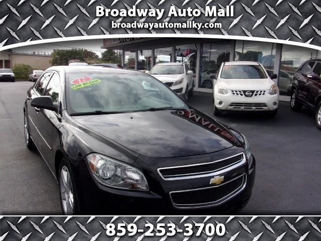 Chevrolet Malibu In Lexington   Used Chevrolet Malibu 2012 Lexington    Mitula Cars