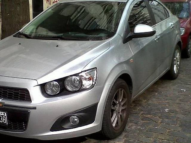 Chevrolet Sonic Usados En Capital Federal Autos 2016 Mitula