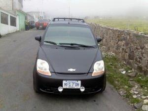 Chevrolet spark 2007 manual 1 litres