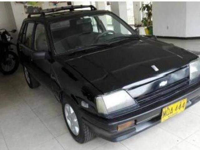 Chevrolet sprint 1991 chevrolet sprint 1991 gasolina