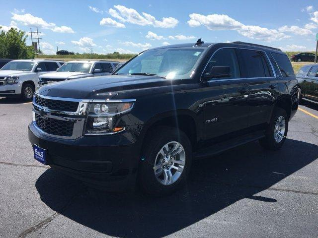 Chevrolet Tahoe Ls In Wisconsin Used Black Mitula Cars