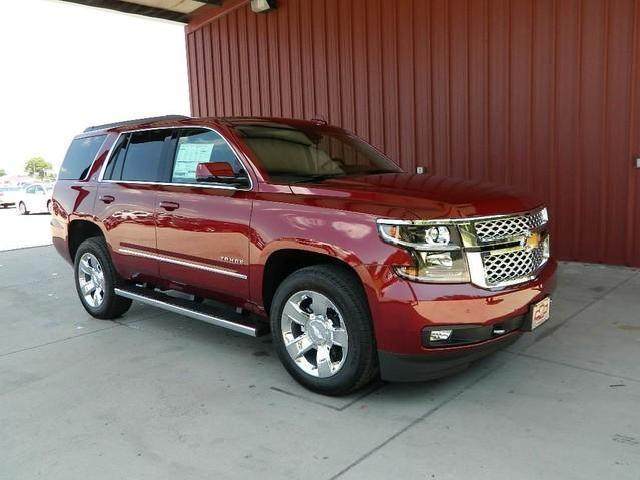 Chevrolet Tahoe In Red Springs Used 2016 Mitula Cars
