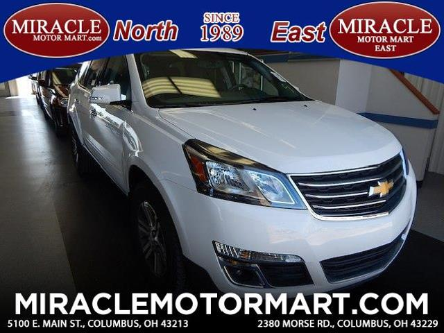 Chevrolet Traverse in Columbus - used chevrolet traverse 2017 columbus - Mitula Cars