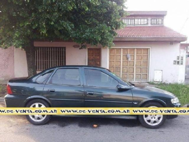 Chevrolet vectra 2 2 cd impecable