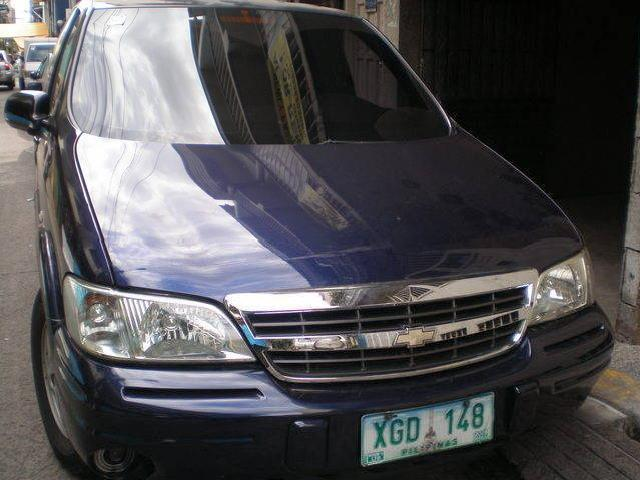 <strong>Chevrolet</strong> Venture <strong>2002</strong>