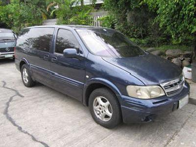 <strong>Chevrolet</strong> Venture Van <strong>2002</strong>