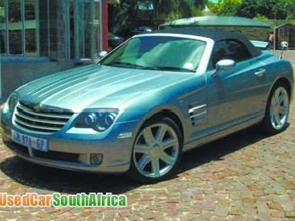 Crossfire For Sale >> Chrysler Crossfire