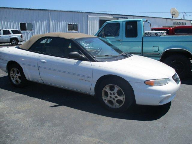 Chrysler Sebring Used 2000 Jxi Convertible Top Mitula Cars