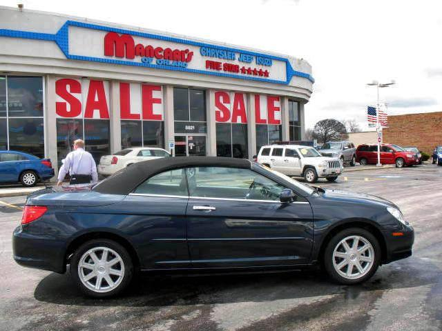 Chrysler Sebring In Illinois Used Convertible Black Mitula Cars With Pictures