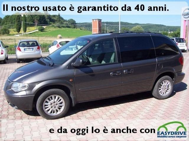 Chrysler Voyager Limited 2.8 Crd Aut