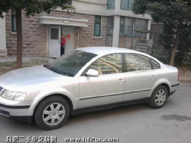 Chu shou yin se pa sa te jiao che 2004nian yue shang pai yi xing shi300000gong li 55000yua...