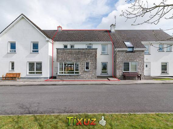 Slash hook attack in county Mayo town Ballinrobe at mass