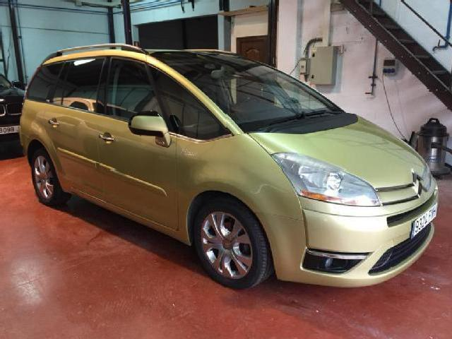 Citroen grand c4 picasso 1 6 hdi exclusive plus 110cv 5p del 2007