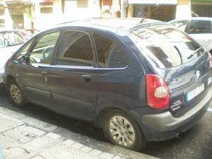 Citroen Xsara Picasso 2000, Manual