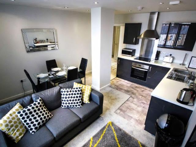 City Centre Apartment In The Heart Of Bradford City