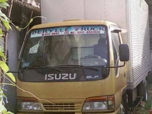 Closed Vans Elf Canter Japan Surplus