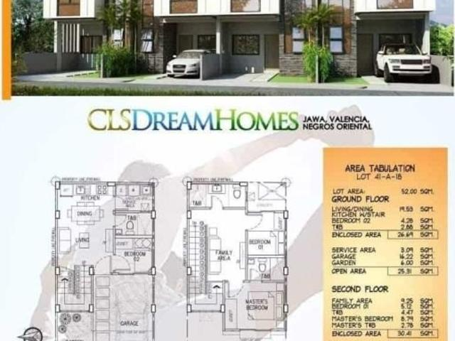 Cls Dream Homes New Housing Project In Negros Oriental