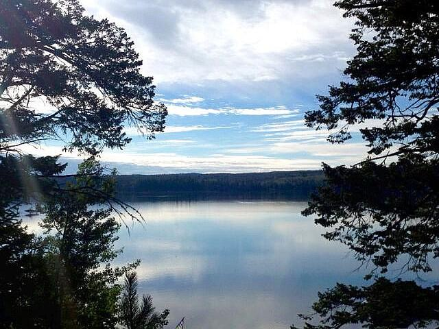 Cluculz Lake Lakefront Cabin For Sale