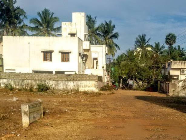 Cmda Approved Plots In Camp Road To Bharath Engineering College