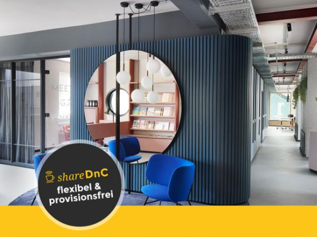 Co Working Space of the Year Office & Meeting All in Miete