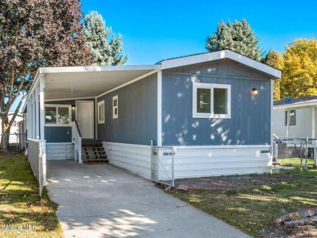 Coeur D'alene 2br 2ba, Oak Crest Park Centrally Located In