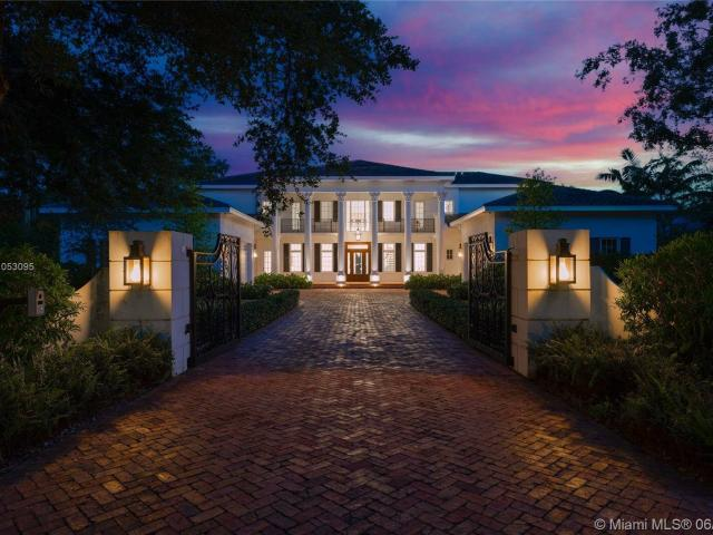 Come Home To A One Of A Kind, 13,000+ Sq Ft Custom Built, Newly Designed Southern Inspired...