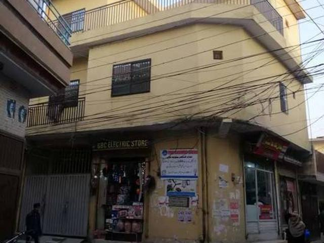 Comercial Unit Shopes Flat For Sale In Sadiqabad Rwp