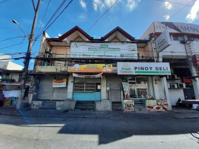 Commercial Building For Sale In Marikina 138k Monthly Income