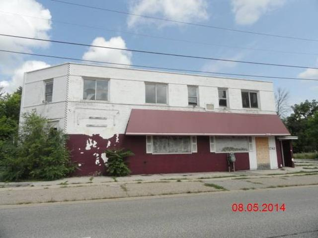 Commercial Building For Sale Saginaw