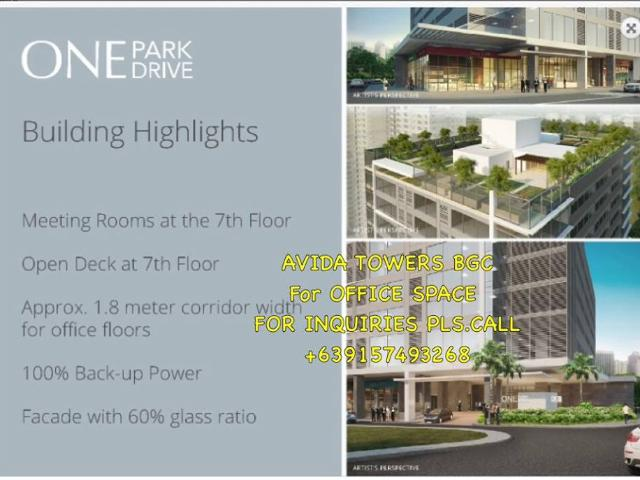 Commercial For Sale In Fort Bonifacio Global City, Manila, Ref# 2366327