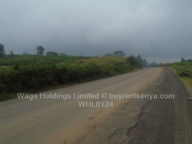 Commercial Land For Sale In Limuru Area