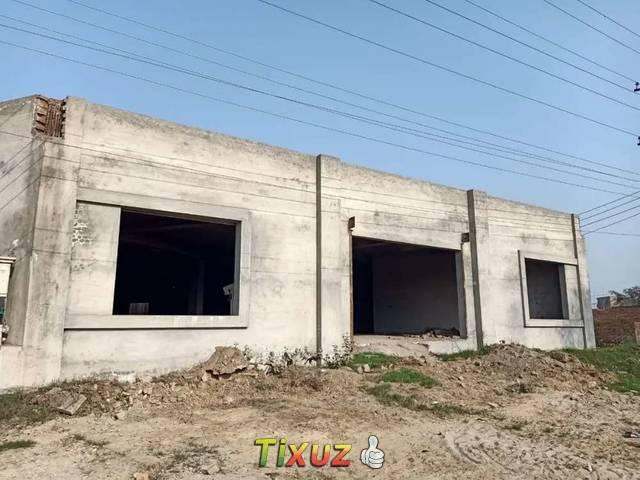 Commercial Land Is Available For Rent