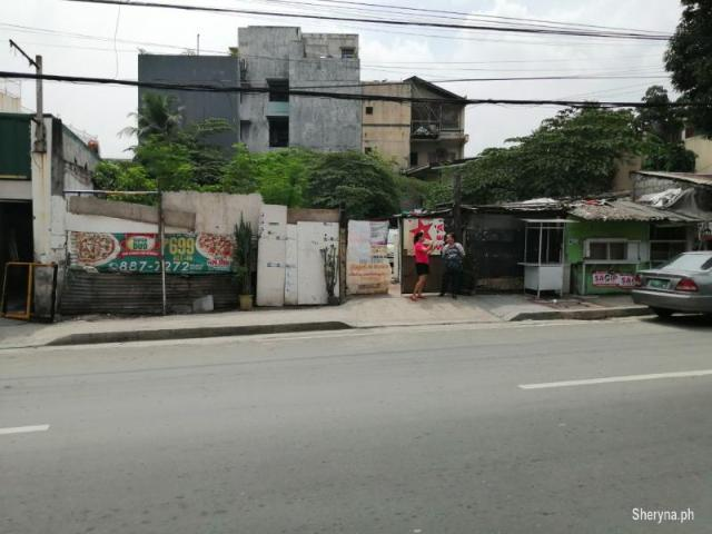 Commercial Lot For Sale Along Roxas Blvd Pasay City