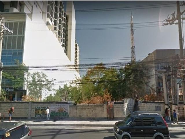 Commercial Lot For Sale In A Very Good Location In Las Pinas!