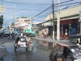 Commercial Lot With Building Along Don Gueco Avenue, Mt.view, Angeles City