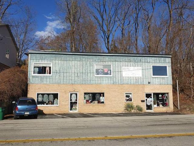 Commercial Property For Sale At Online Only Auction Christiansburg