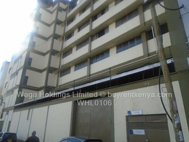 Commercial Property For Sale In River Road, Nairobi Central