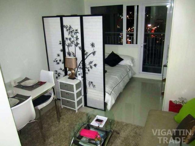 Condo For Rent In Makati Studio Furnished Jazz Residences