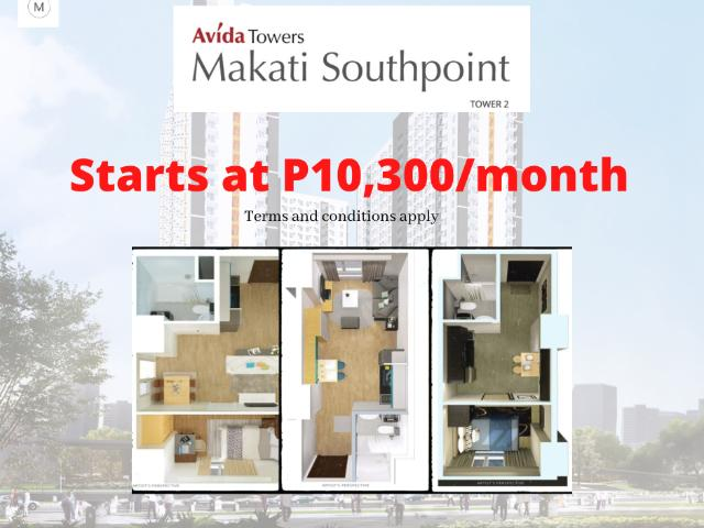 Condo For Sale In Makati Along Chino Roses