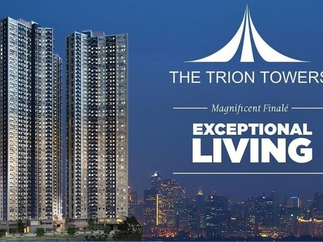 Condo Unit For Sale At The Trion Towers In Bonifacio Global