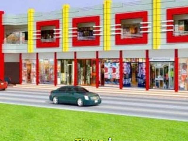 Constructed 80 Marla Comercial Land For Sale