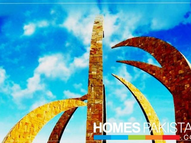 Corner 5 Marla Ideal Location Residential Plot For Sale In Jinnah Block Sector E