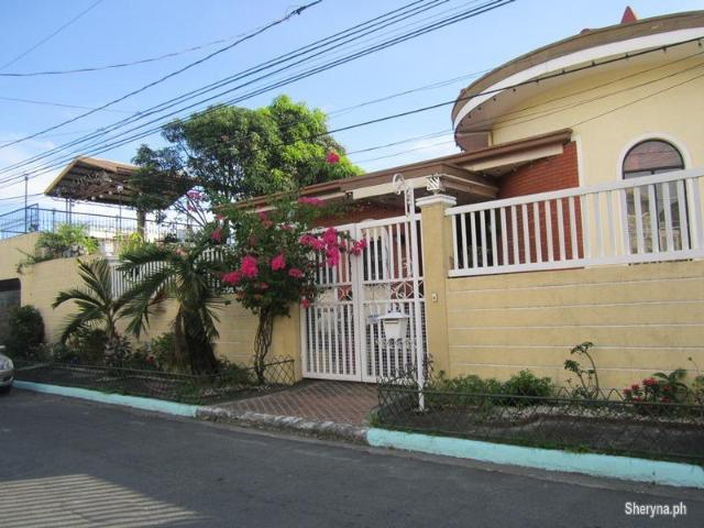 Corner House And Lot, Better Living Subd. Paranaque City