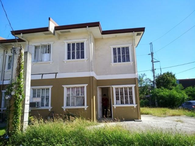 Corner House And Lot In Lancaster City For Sale