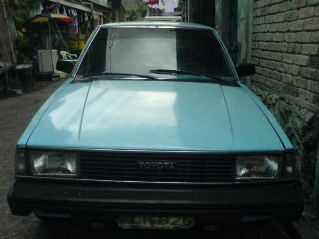 Corolla Dx 1983 Rush! Sold! Sold! Sold!