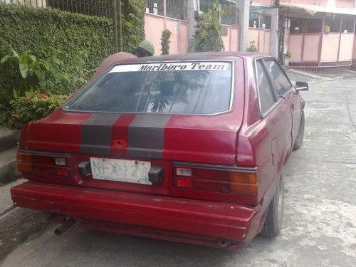 Corolla dx lift back 30k